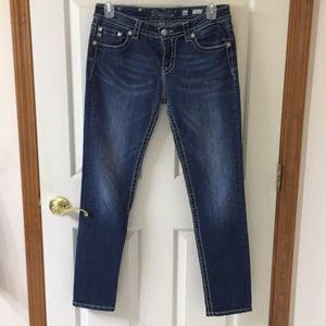 Miss me jeans signature rise skinny size 31 nwot